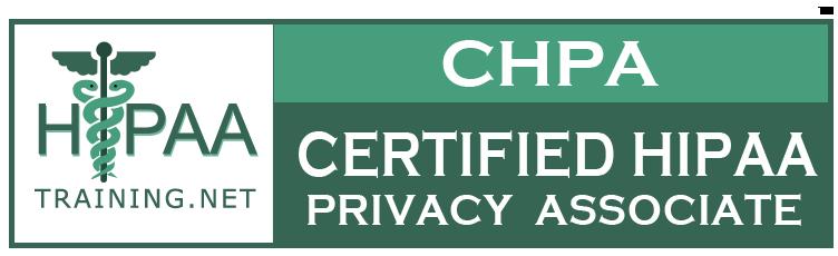 Certified HIPAA Privacy Associate (CHPA) - HIPAA Certification Company